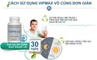 Viên uống hỗ trợ tăng kích thước cậu nhỏ tự nhiên VIPMAX IN USA