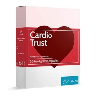 Cardio Trust - Viên uống giúp hỗ trợ điều trị huyết áp cao