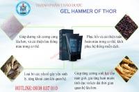 Gel Hammer Of Thor suối nguồn sức mạnh nam giới