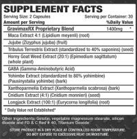 Điều trị tinh trùng ít và yếu GRAVIMAX-RX