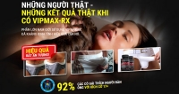 Viên uống Vipmax-rx giúp hỗ trợ chống xuất tinh sớm