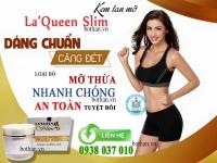 Kem tan mỡ La'Queen Slim