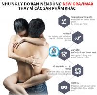 Viên uống Titan New Gravimax được sản xuất tại USA