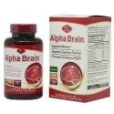 Alpha Brain Viên Uống Hỗ Trợ Tuần Hoàn Não