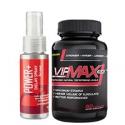 Combo trị xuất tinh sớm Vipmax-rx và Power Delay For Men