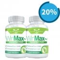 Giảm 20% cho combo 2 lọ viên uống hỗ trợ điều trị xuất tinh sớm Winmax-Plus
