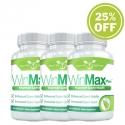 Giảm 25% cho combo 3 lọ viên uống hỗ trợ điều trị xuất tinh sớm Winmax-Plus