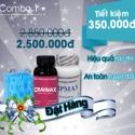 Bộ đôi sản phẩm hỗ trợ trị xuất tinh sớm Cravimax và Vipmax
