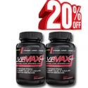 Giảm 20% giá trị cho bộ combo 2 lọ Vipmax-rx hỗ trợ điều trị xuất tinh sớm