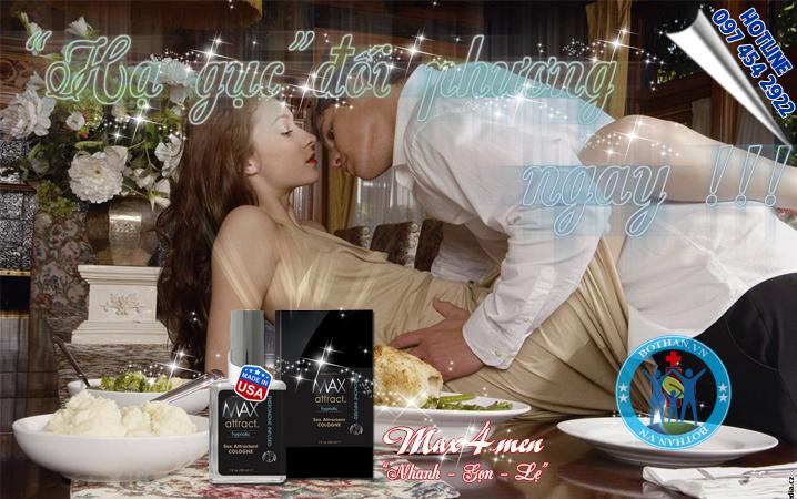 Lựa chọn nước hoa quyến rũ cho nam