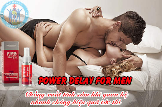 Power Delay For Men chống xuất tinh sớm